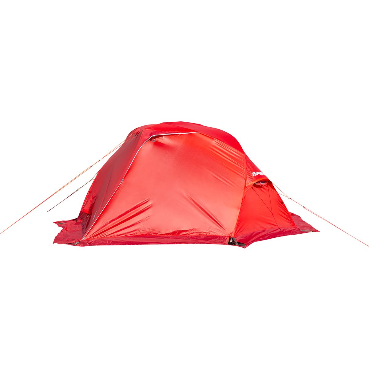 Image of Bergans Helium Expedition Dome 2 Zelt (Rot)