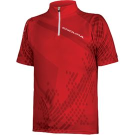 Endura Kinder Ray Radtrikot