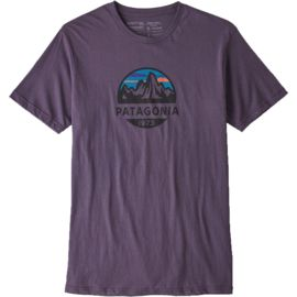 Patagonia Herren Fitz Roy Scope Organic T-Shirt