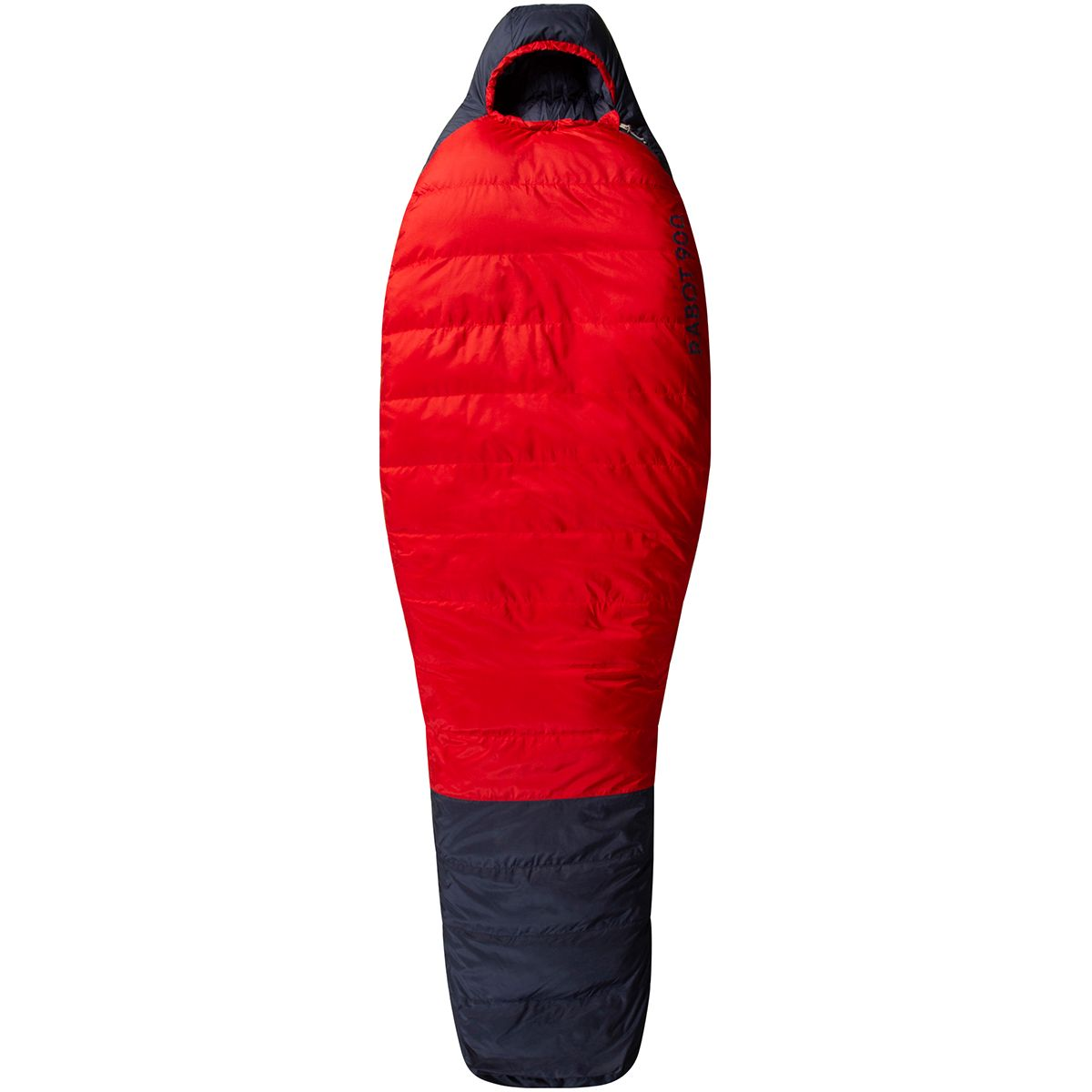 Image of Bergans Rabot Down 900 Schlafsack (Rot)