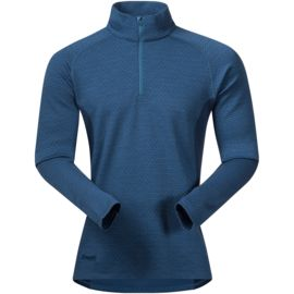 Bergans Men's Snoull Half Zip Long Sleeve