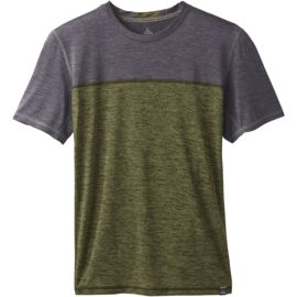 Prana Herren Hardesty Colorblock T-Shirt