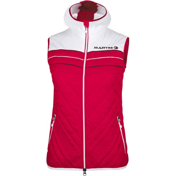 Martini Women's Any Time Vest barberry-white M