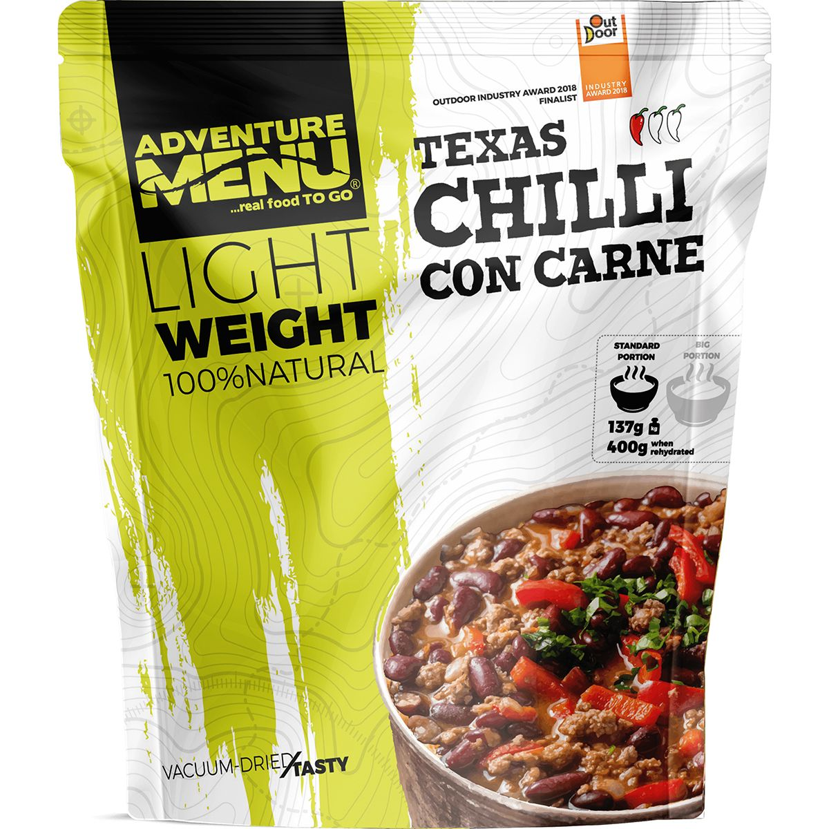 Image of Adventure Menu Chili con Carne