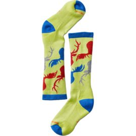 Smartwool Kinder Wintersport Camo Socken