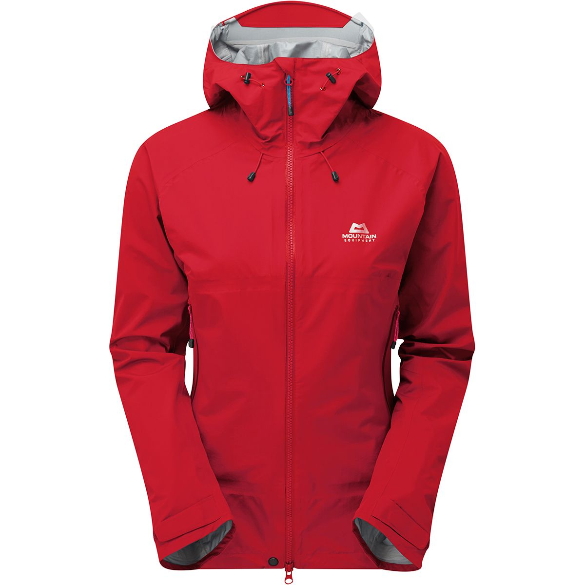 Mountain Equipment Damen Odyssey Jacke (Größe XS, Rot) | Hardshelljacken & Regenjacken > Damen