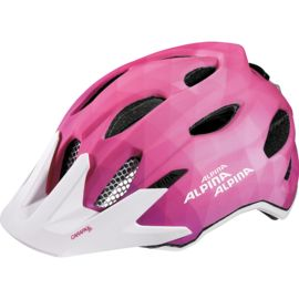 Alpina Kids Carapax JR. Flash Bike Helmet