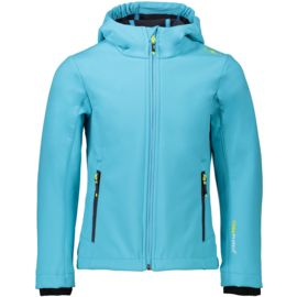 CMP Kids Girl Softshell Jacket Fix Hood