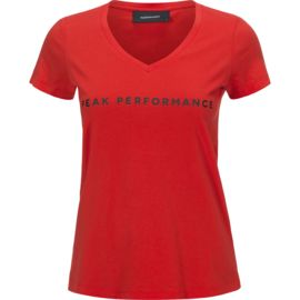 Peak Performance Damen Shell Vn T-Shirt