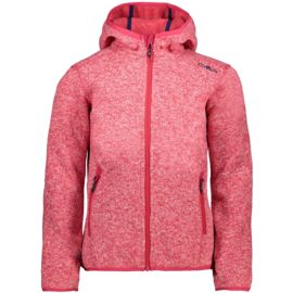 CMP Kinder Strick Fleece Girls Jacke