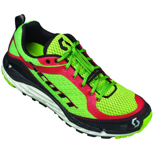 Scott Women's T2 Kinabalu 2.0 W's Shoes green-red US6.5