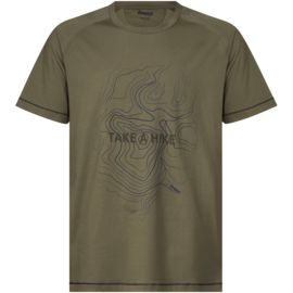 Bergans Herren Take a Hike T-Shirt