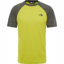 The North Face Herren Tanken Raglan T-Shirt