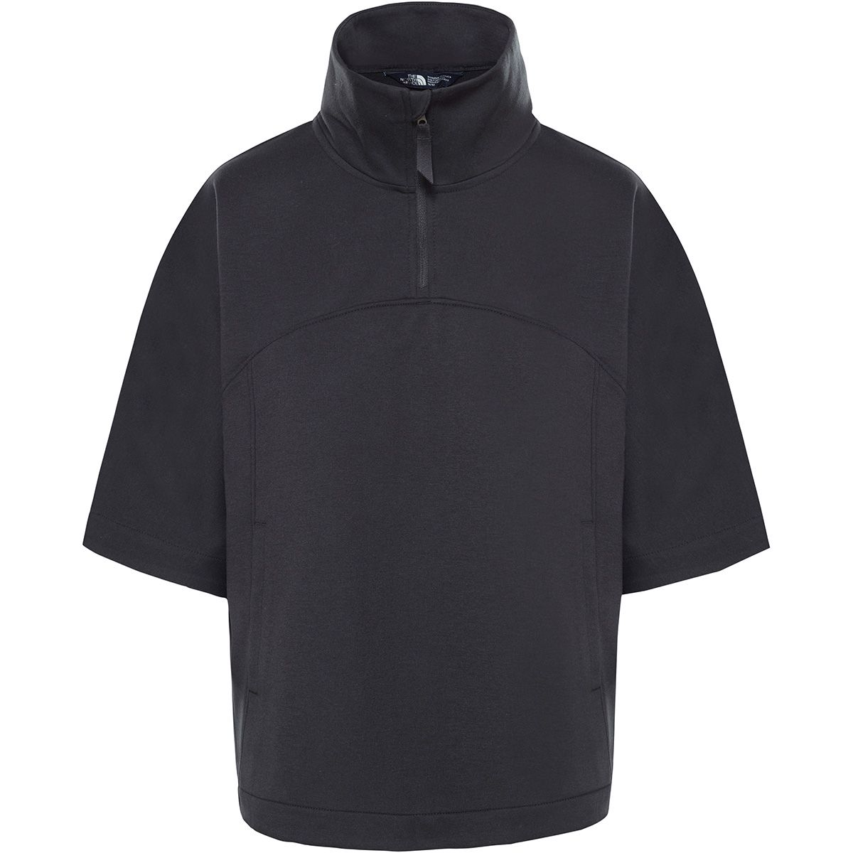 The North Face poncho