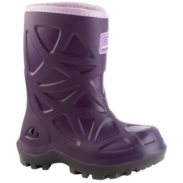 Viking Kinder Polar Winterstiefel purple-grey purple-grey 22