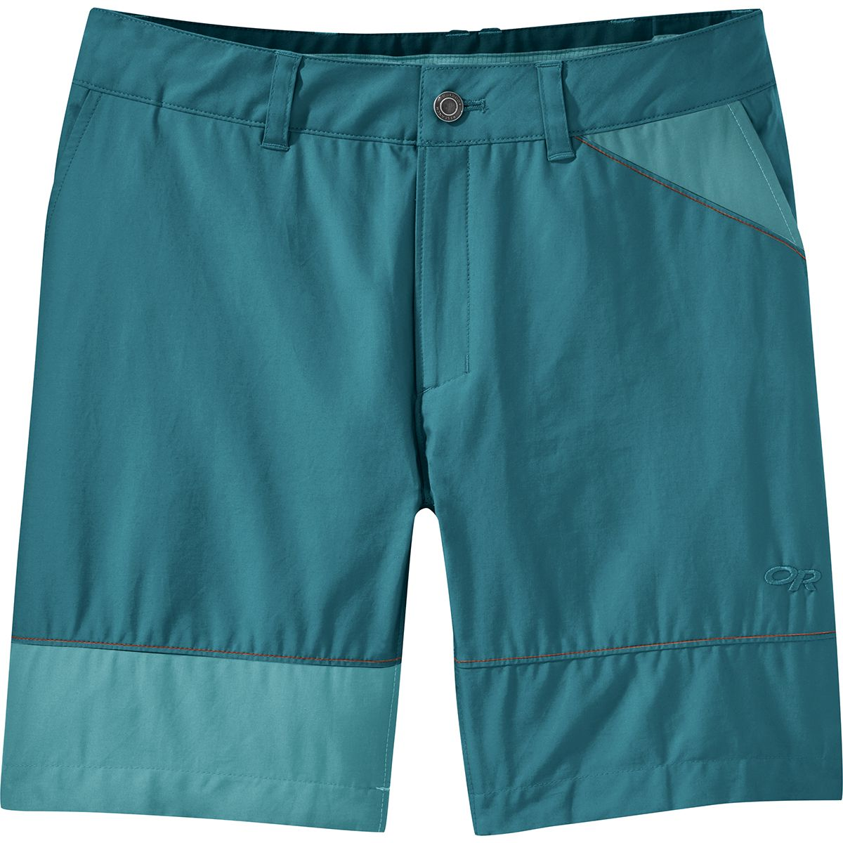 Outdoor Research Damen Quarry Shorts (Größe S, Blau)