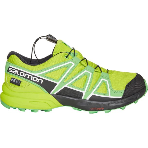 competitive price 43d67 dbbcb Kinder Speedcross CSWP Schuhe lime-green 38