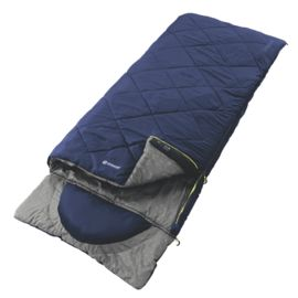 Outwell Contour Lux Blue Sleeping Bag