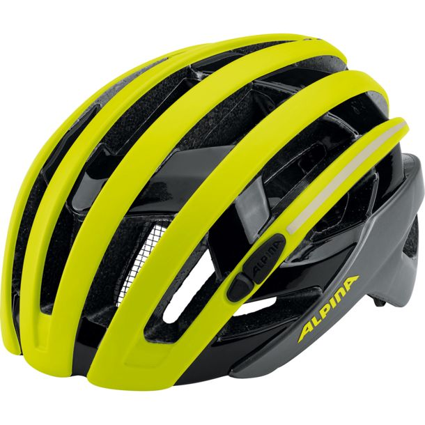 Alpina Campiglio Multi-Fit light Fahrradhelm be visible 55-59