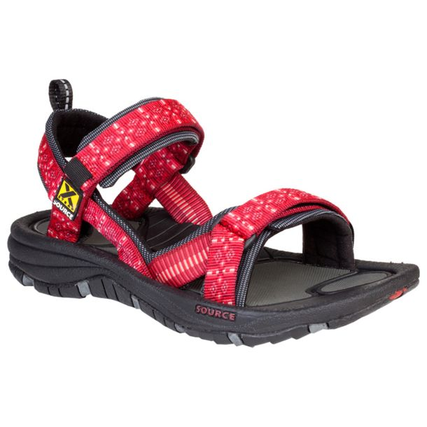 Source Women's Gobi W's Sandals tribal red 37