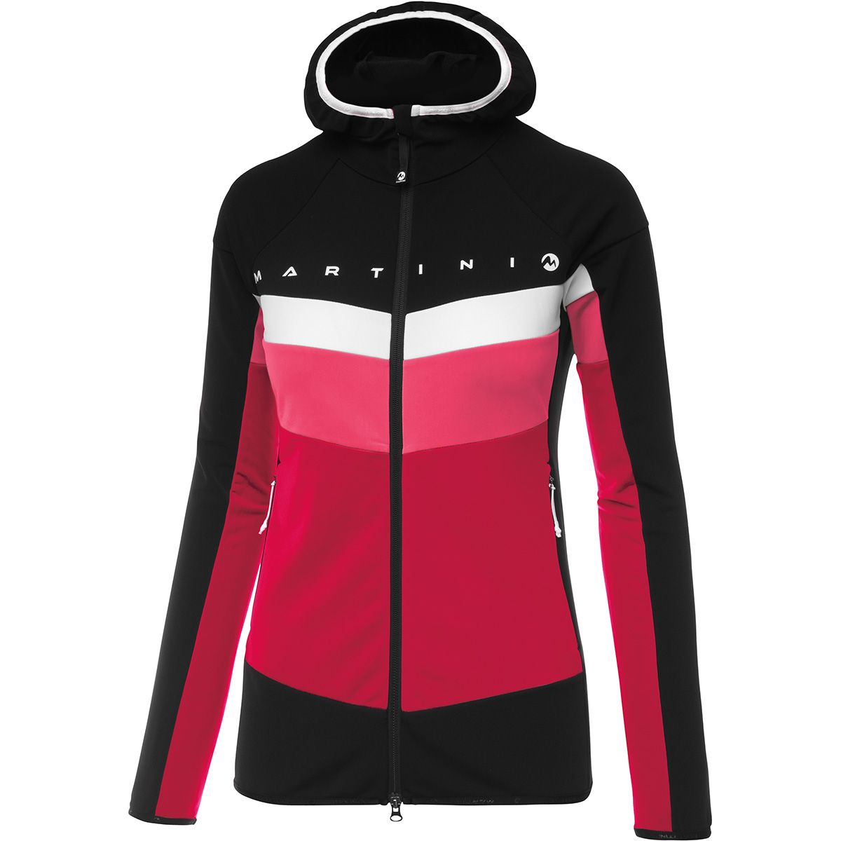Martini Damen Independent Jacke (Größe XL, Pink) | Softshelljacken > Damen