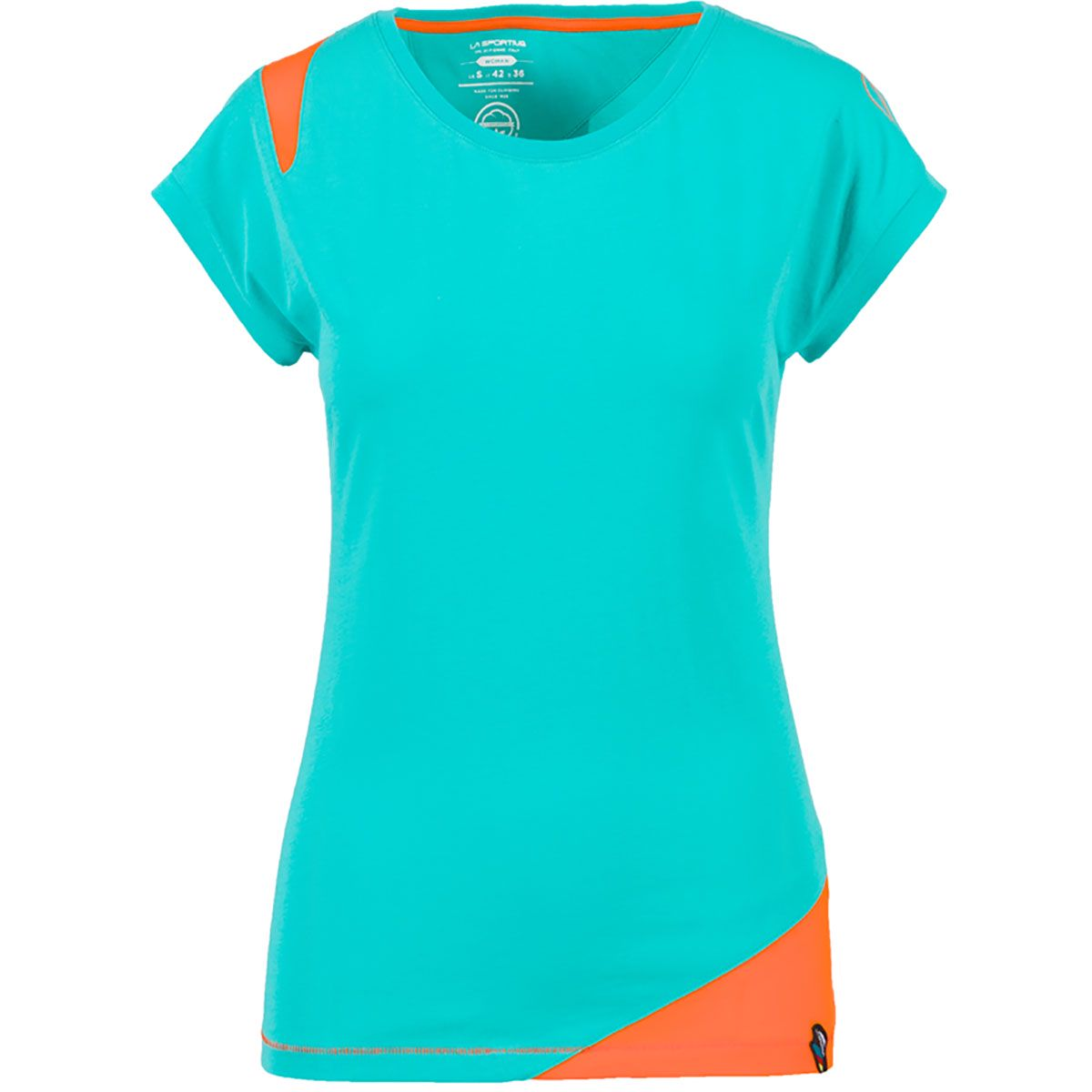 La Sportiva Damen Chimney T-Shirt (Größe S) | T-Shirts Freizeit > Damen
