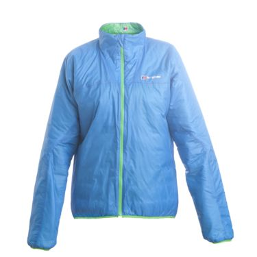 Berghaus Men's Vapourlight Hypertherm Jacket blue green blue green S