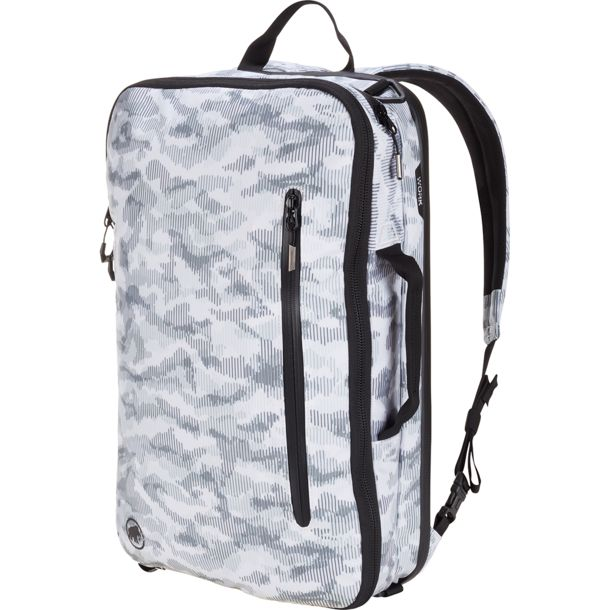 release date: low priced how to buy Seon 3-Way X Backpack white Camo 18L