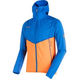 Mammut Heren Eiswand Advanced Ml Hoody Jacke