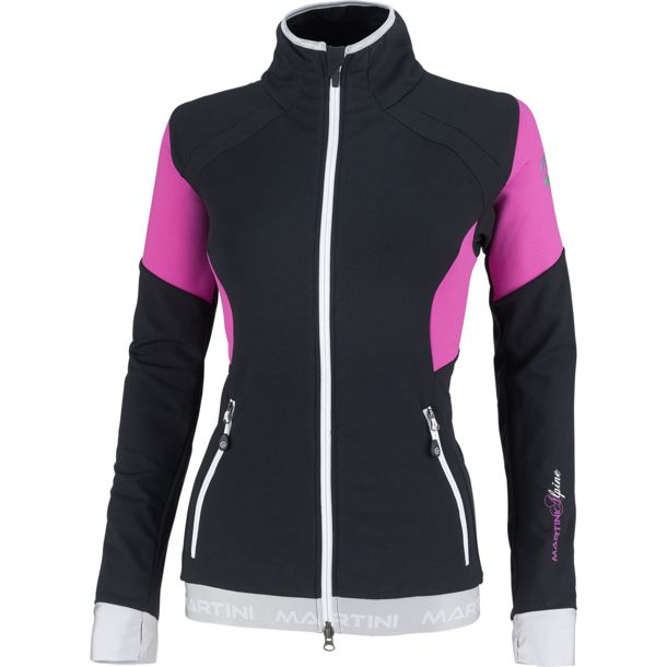 Martini Women's Priority_01 W's Jacket black pink XS