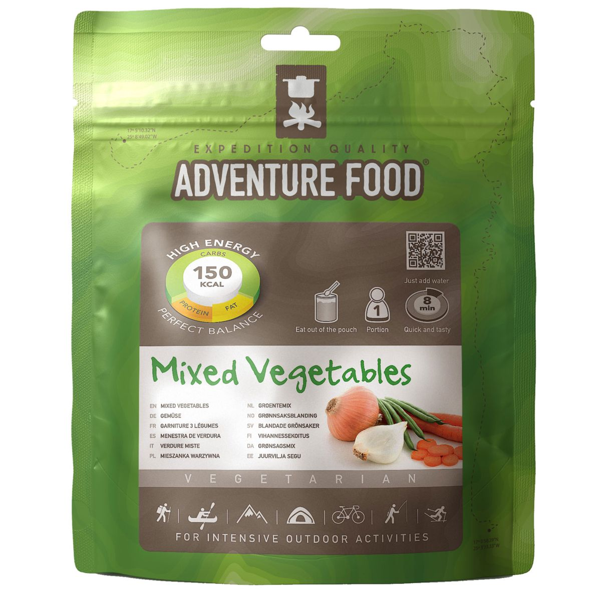 Image of Adventure Food Mixed Vegetables