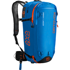 Ortovox Ascent 30 Avabag Avalanche Airbag Backpack