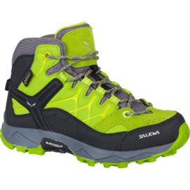Salewa Kids Alp Trainer Mid GTX Shoe
