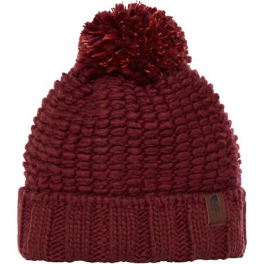 The North Face Damen Cozy Chunky Mütze barolo red One Size