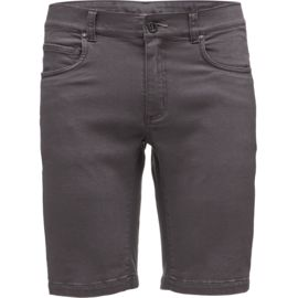 Black Diamond Heren Stretch Font Shorts
