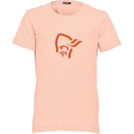 Norrona Kinder 29 Cotton Logo T-shirt
