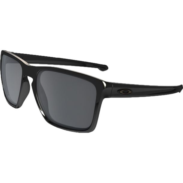 Oakley Sliver XL Sonnenbrille polished black/black iridium