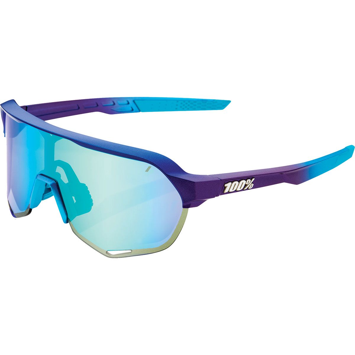 Image of 100% S2 Multilayer Mirror Sonnenbrille