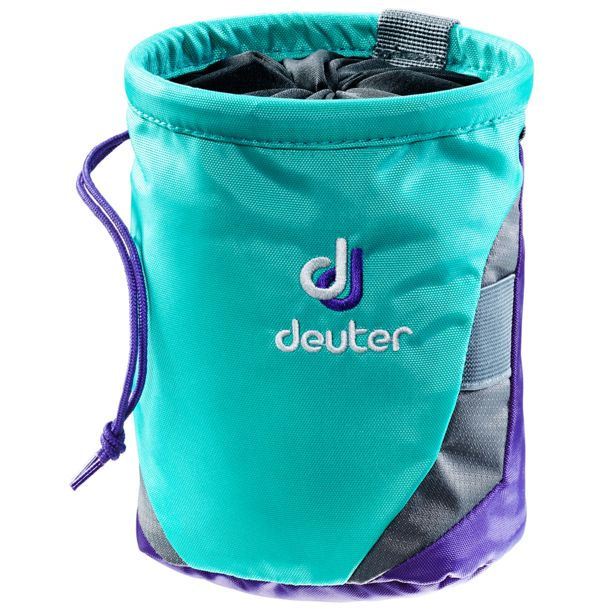 Deuter Gravity Chalk Bag I mint-violet M