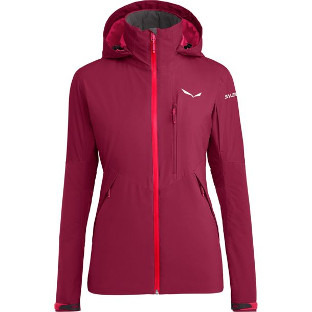 new product 729b8 bab80 Damen Antelao Beltovo PTX/PRL Jacke red plum 40