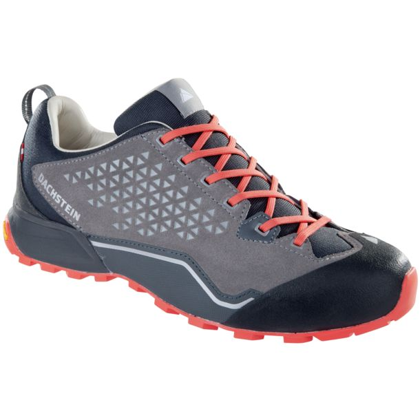 Dachstein Women's Spürsinn LTH Shoe for Women grey-coral UK4