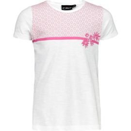 CMP Kinder Girls Print T-Shirt