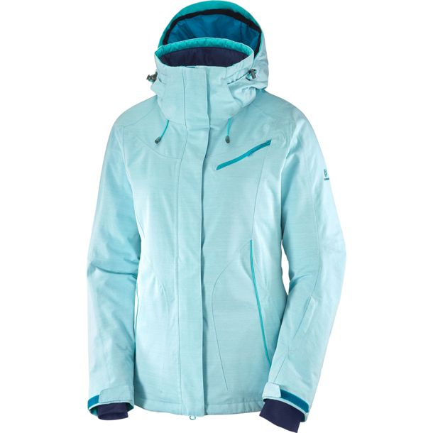 Damen Fantasy Jacke tile blue light S