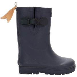 Aigle Kinder Woody Pop Fur Gummistiefel