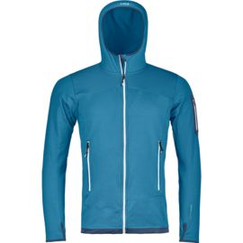 Ortovox Herren Fleece Light Hoodie