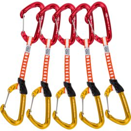 Climbing Technology Fly Weight EVO DY Sling 5er Pack Express-Set