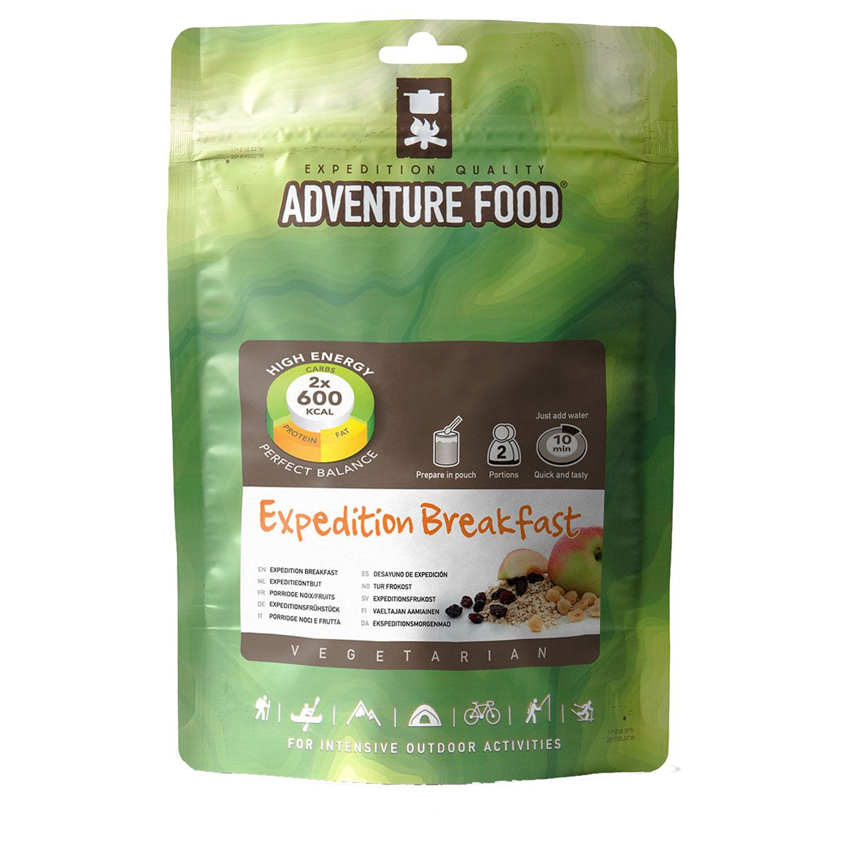 Image of Adventure Food Expeditionsfrühstück