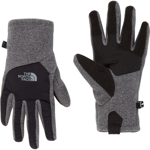 c935dc5cad66 The North Face Women s Denali Etip Glove tnfmediumgreyhtr-tnfblack ...
