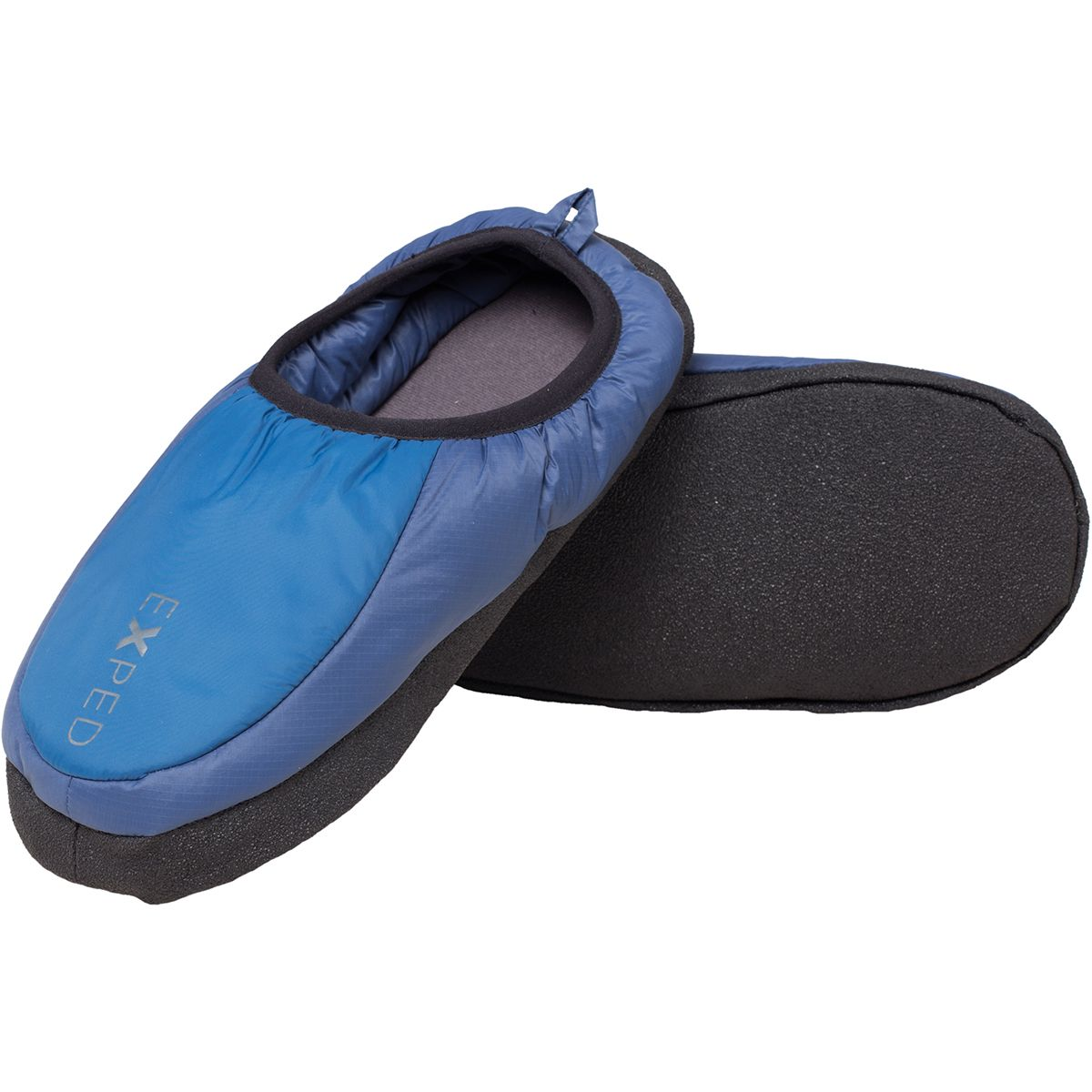 Exped Camp Slipper Hausschuhe Blau