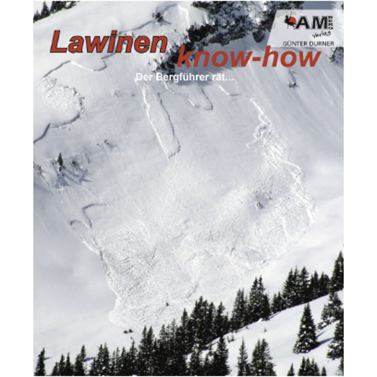 Image of AM-Berg Verlag Lawinen know-how
